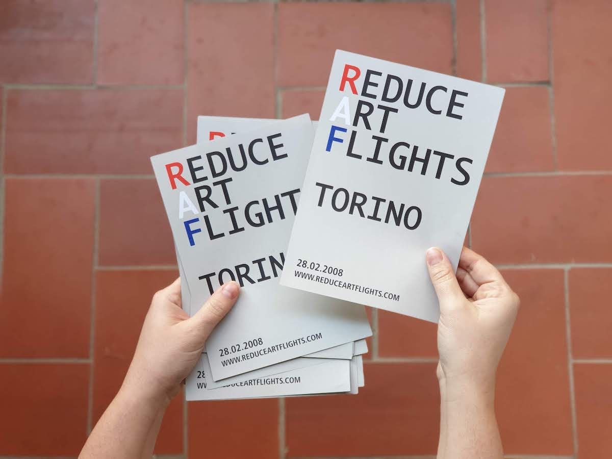 Reduce Art Flights